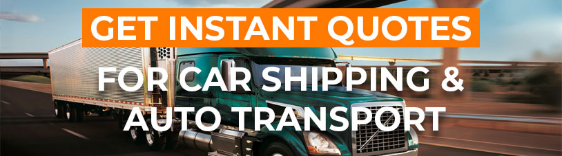 Car Shipping Quotes | Free Instant Quotes
